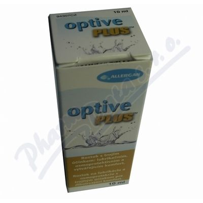 OPTIVE PLUS OCNI KAPKY 10ML