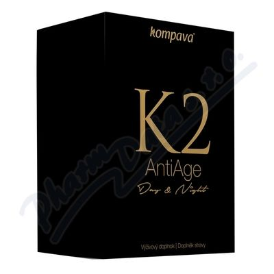 K2 AntiAge Day and Night tbl.180