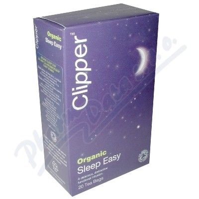 Čaj Clipper organic tea sleep easy 20x2g