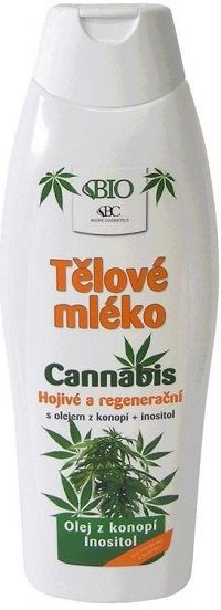 CANNABIS TELOVE MLEKO 505 ML