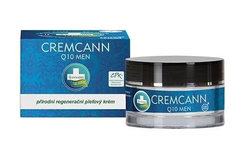CREMCANN Q10 MEN REG.KREM S KOENZYMEM Q10 50ML