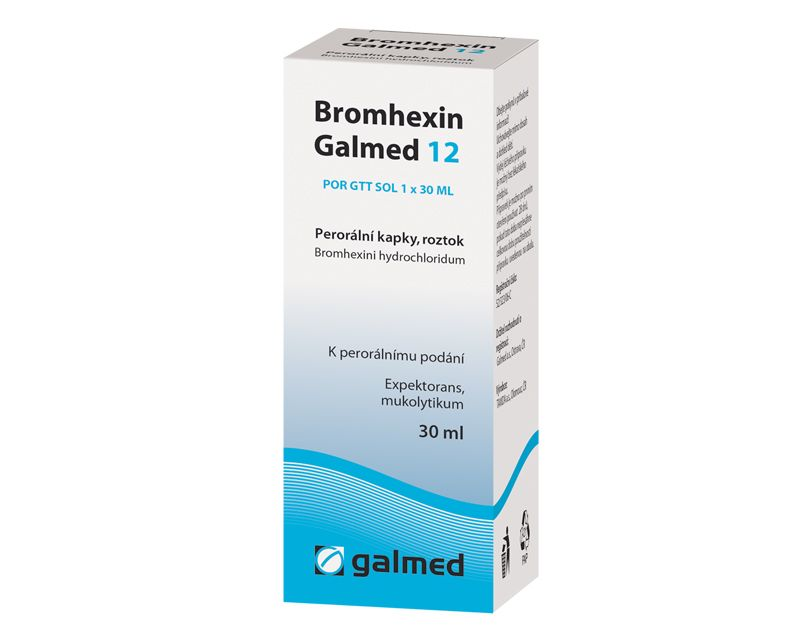 BROMHEXIN GAMED 12 POR.GTT.SOL.1X30ML