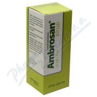 AMBROSAN 15MG/5ML SIR 100ML