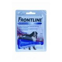 Frontline Spot On Dog XL 1x1 pipeta 4.02 ml