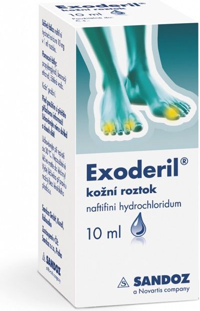 Exoderil drm.sol.1x10ml/100mg