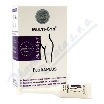 MULTI-GYN FLORAPLUS 5 X 5 ML